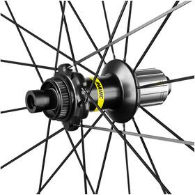 Mavic Allroad Pro Carbon R+ Paire de roues Shimano/SRAM M-11